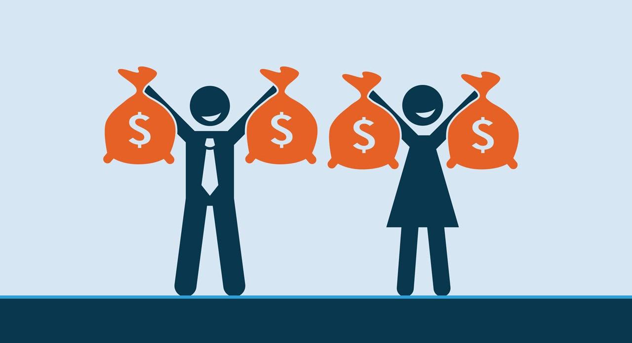 Il divario salariale di genere come scusa per arraffare il Recovery Fund