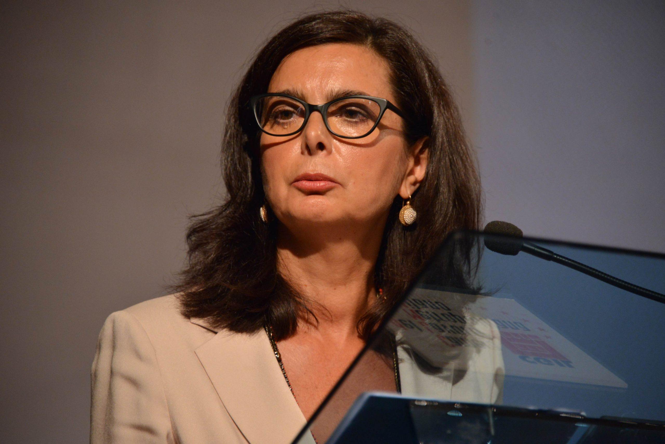 Cara Boldrini, sulla vicenda Massaro è del tutto fuori strada
