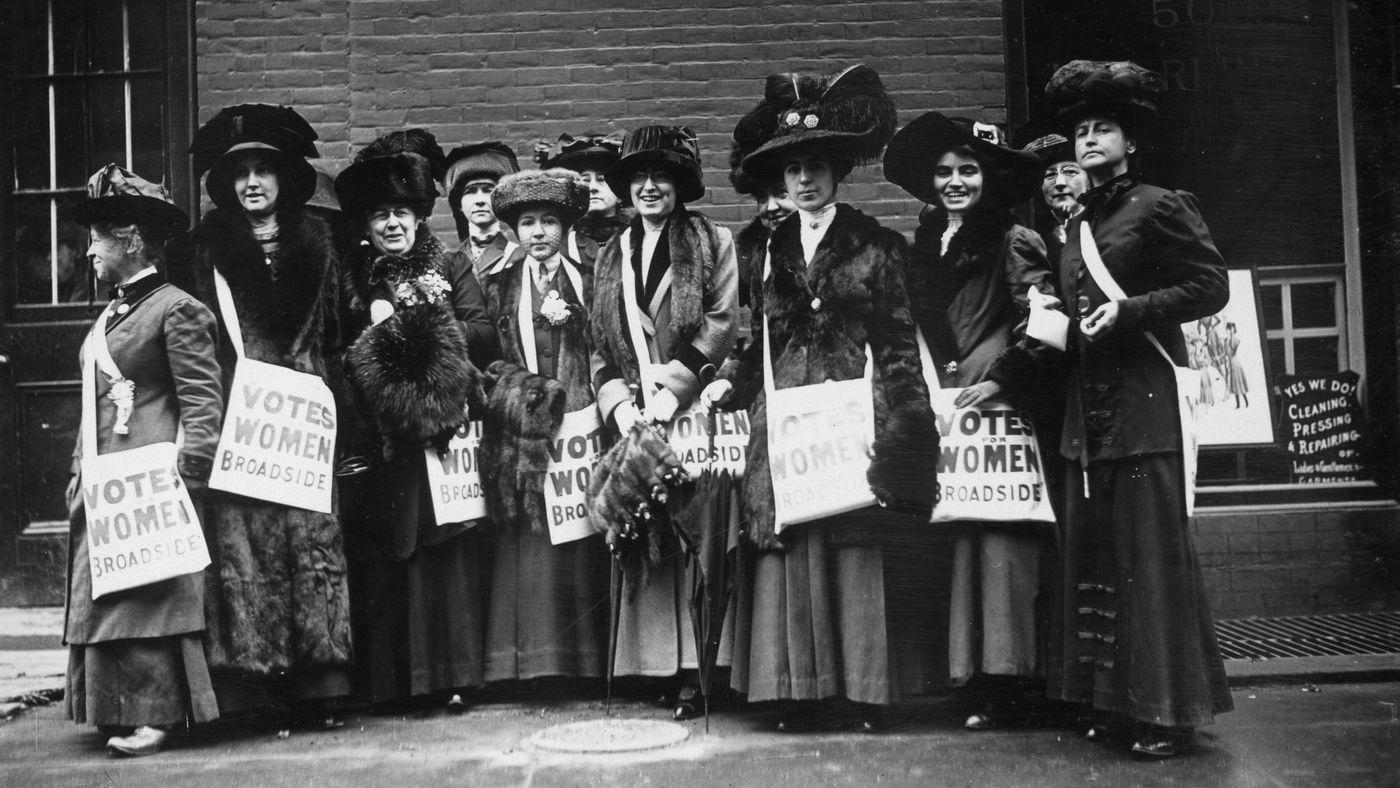 """La prima ondata: il femminismo """"buono"""" (3)"""