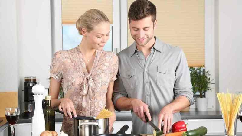 casalinga e marito