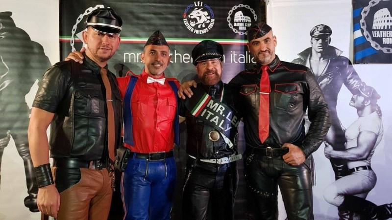 Fabrizio Paoletti Mr. Leather
