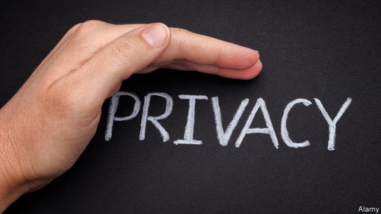 Lo smantellamento della privacy fa a pezzi l'alibi dei CAV