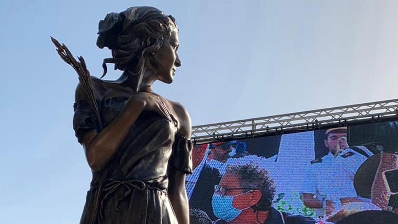 Il potere magico della statua di Stifano dedicata alla spigolatrice di Sapri
