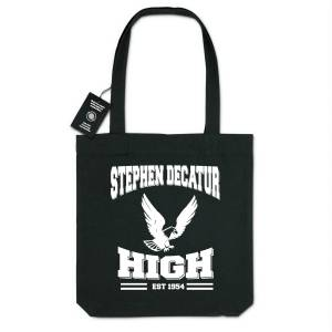 Totebag - STEPHEN DECATUR - BIO - 100% recyclé.