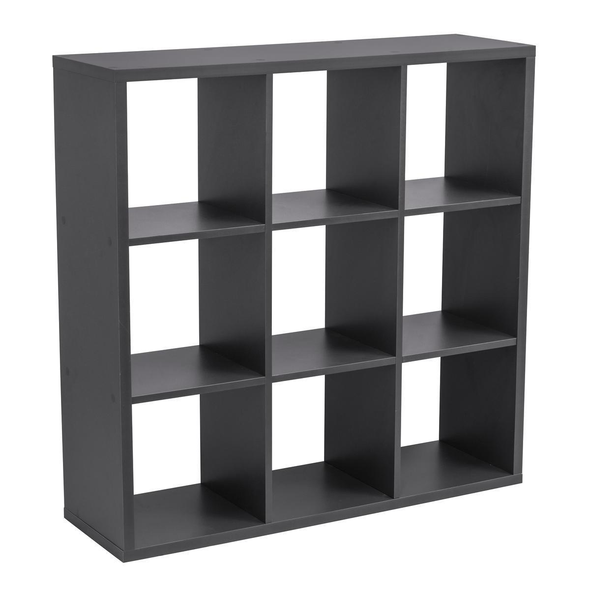 etagere cube 9 cases 97 2 x 30 x h 97