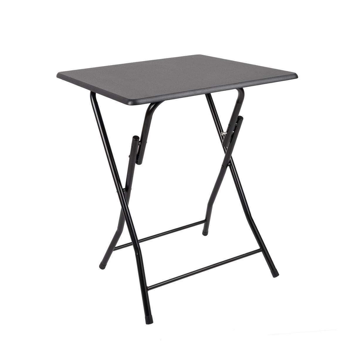 table pliante d appoint 60 x 60 x h