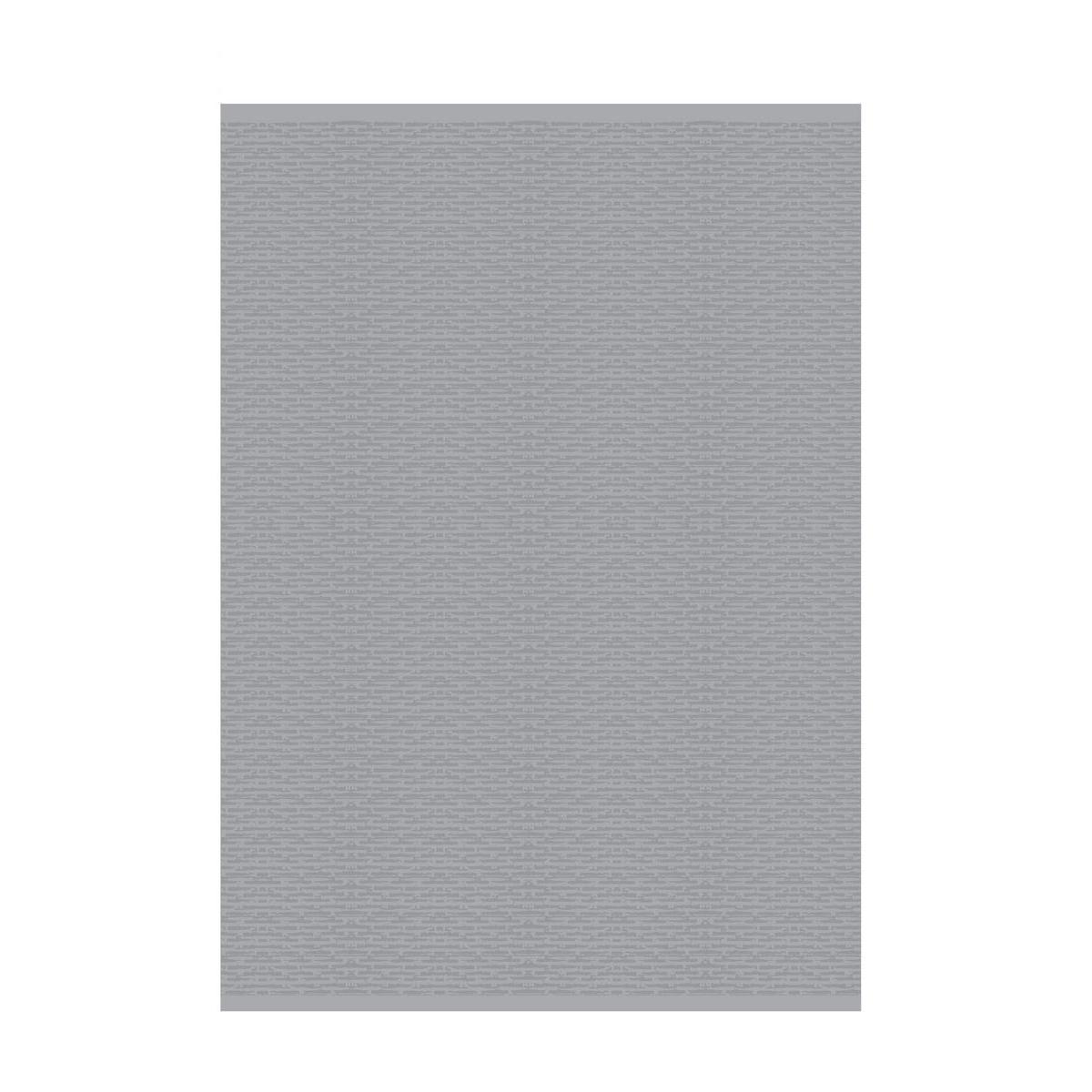 tapis exterieur polypropylene gris
