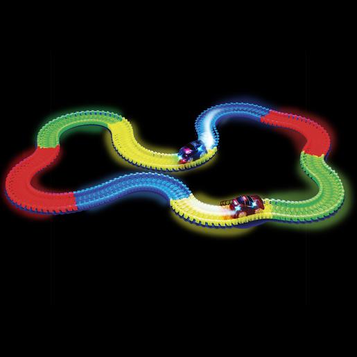 voiture magic tracks carrefour
