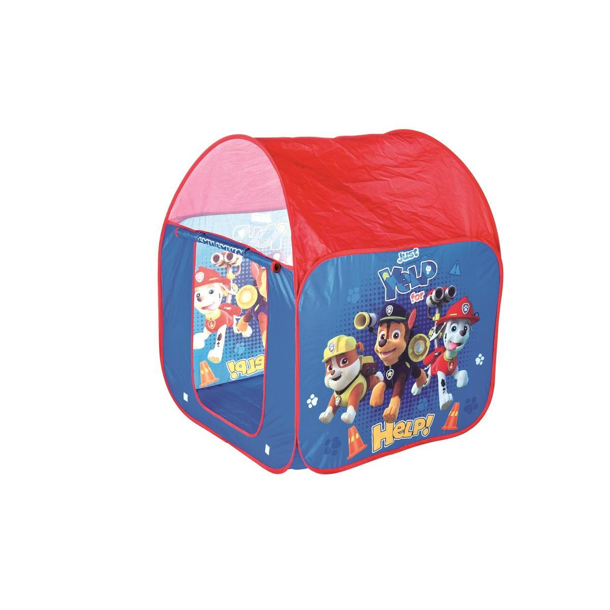 tent pop up multicolore jeux d