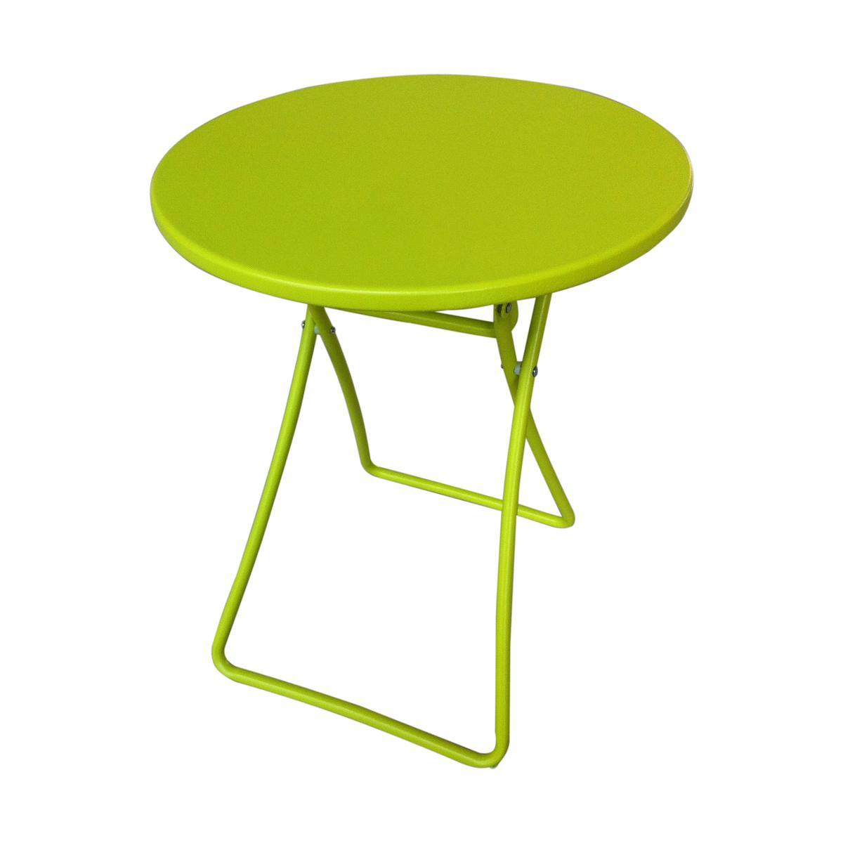 table d appoint pliante mobilier de