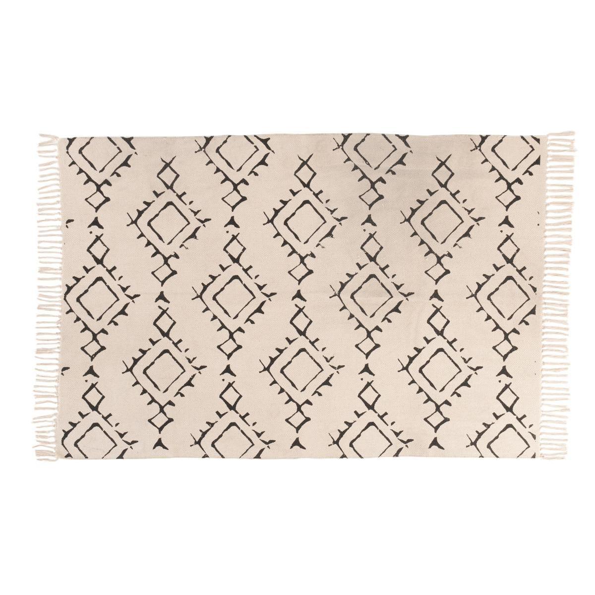 x 150 cm tapis deco la foir fouille