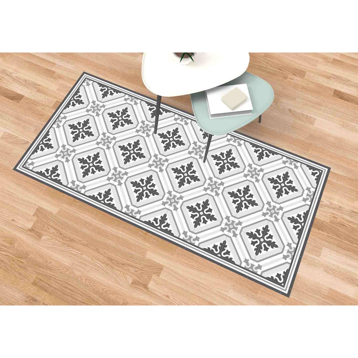 tapis vinyle hallue 145 x 65 cm