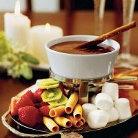 fondue chocolate