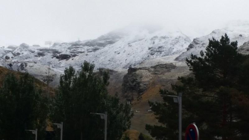 primeras nevadas