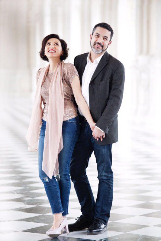 Alessandra Tinozzo & Ivan Milani