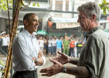 Bourdain & Obama in Parts Unknown