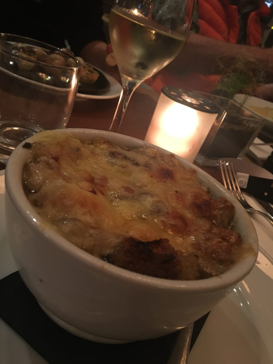parisian onion soup
