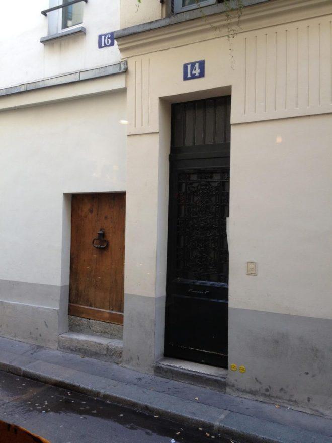 parisian doors