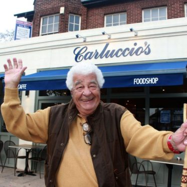 Carluccio & his food empire UK
