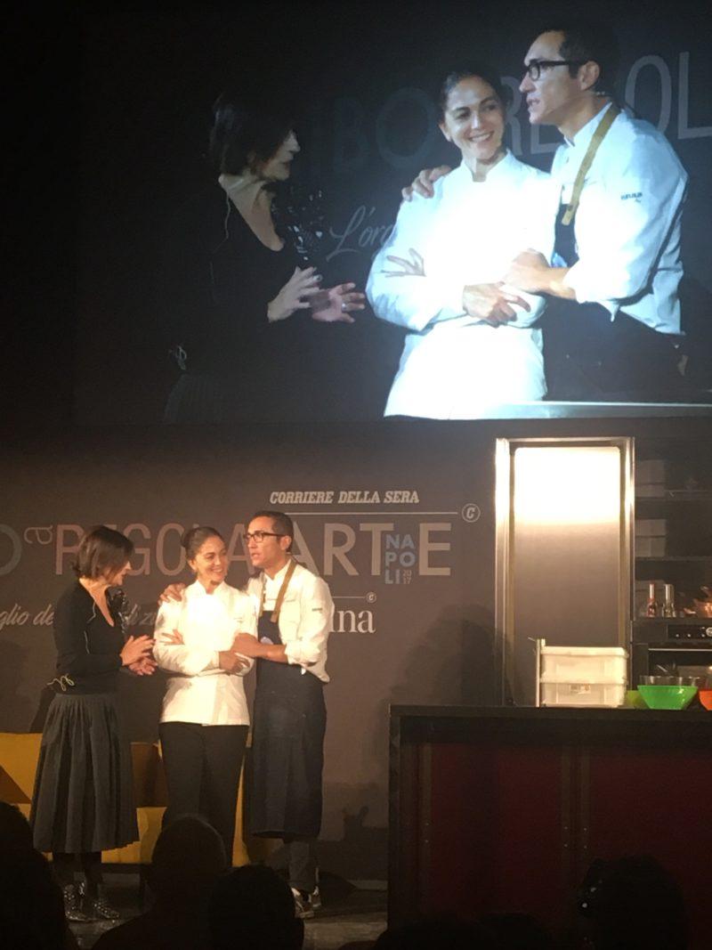 Gino Sorbillo & Rosanna Marziale
