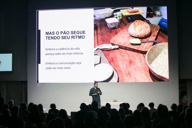 Luis Americo Camargo breadmaker