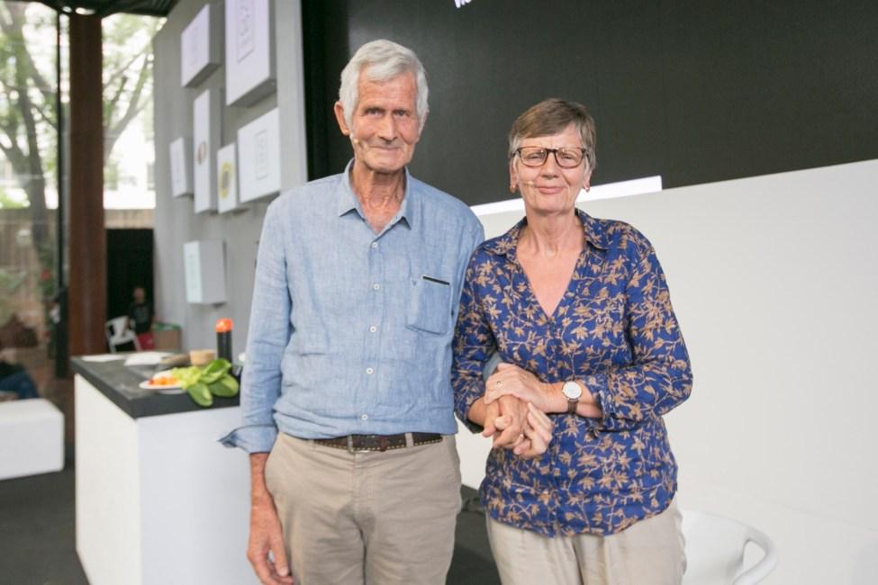 Tini Schoenmaker & Joop Stoltenborg