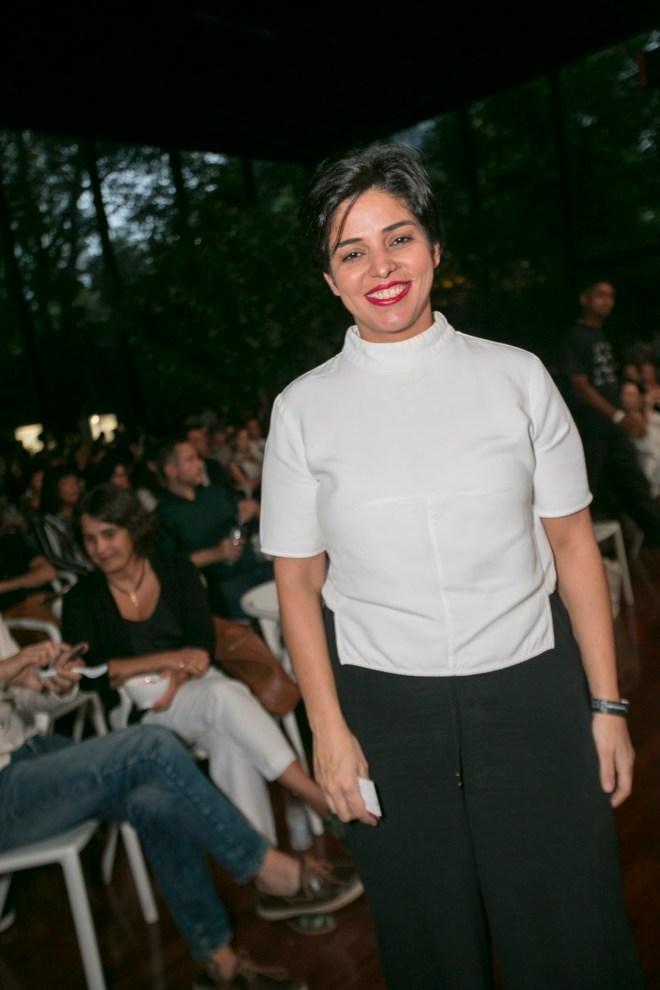 cook Ana Luiza Trajano on Food Forum