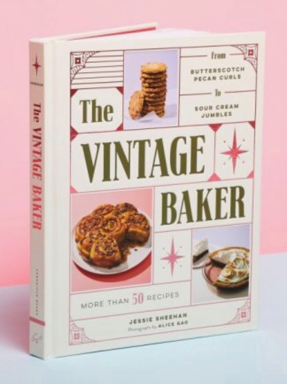 The Vintage Baker Cover