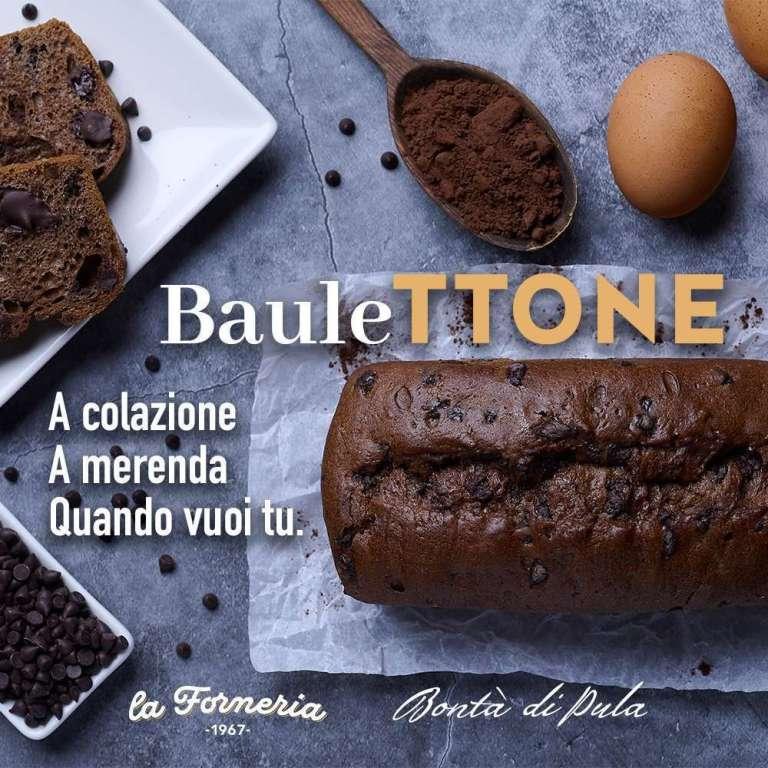 bauleTTONE Cacao e Cioccolato