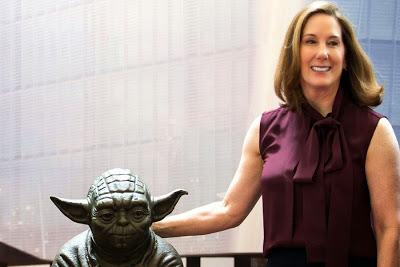Nueva entrevista a Kathleen Kennedy en la que habla sobre 'El Ascenso de Skywalker' y el futuro de la saga