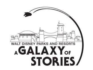 parques disney star wars lands logo