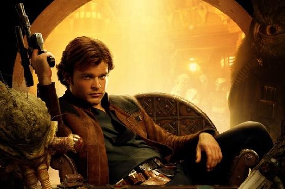 """Entrevista a Joonas Suotamo y nuevos pósteres de """"Han Solo: Una Historia de Star Wars"""""""