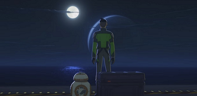 """Star Wars: Resistance"" se situará 6 meses antes de ""El Despertar de la Fuerza"""