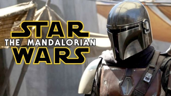 The Mandalorian Portada