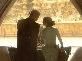 Padmé Anakin Across the stars