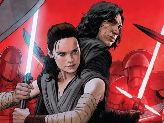 Portada Los Últimos Jedi