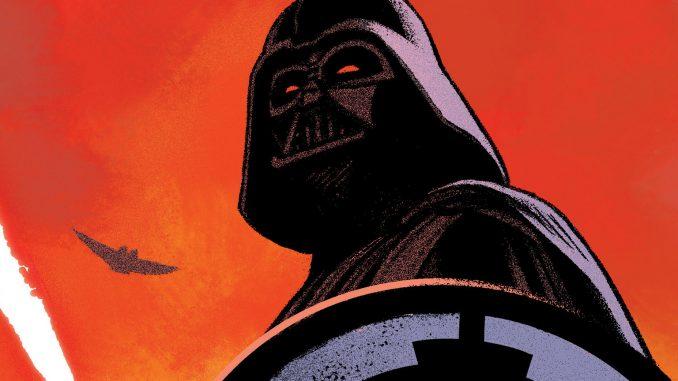 Darth Vader Visiones Oscuras