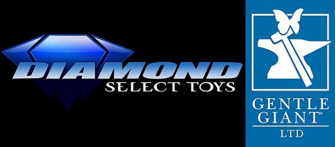 Diamond Select Toys compra las licencias de Gentle Giant