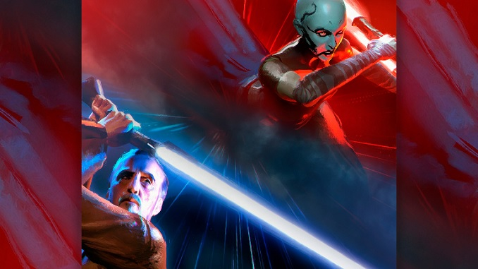 Star Wars Dooku Jedi Lost