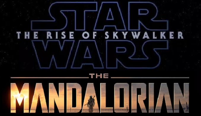 The Rise Of Skywalker y The Mandalorian en la SDCC y la D23