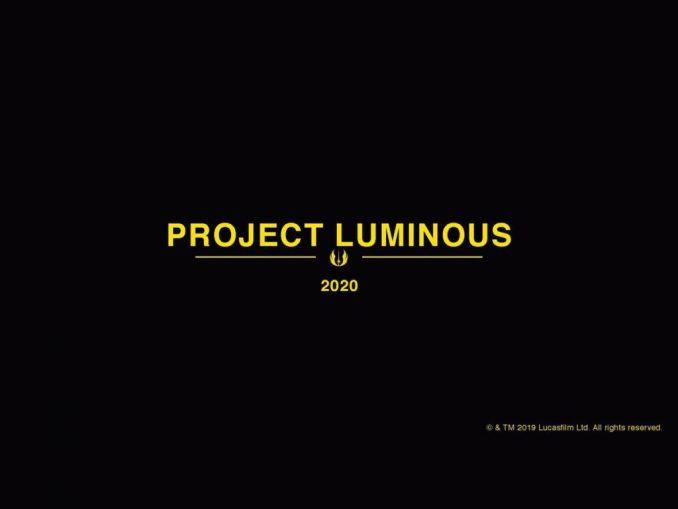 Project Luminous – Del Rey anuncia un gran proyecto para 2020