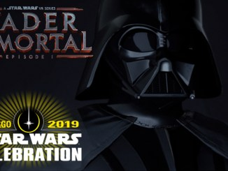 Trailer de Vader Inmortal en la Star Wars Celebration de Chicago