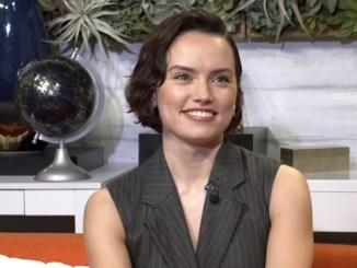 Daisy Ridley El Ascenso de Skywalker