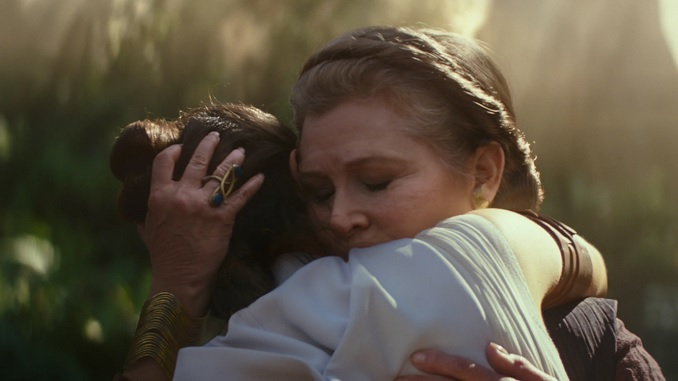 Star Wars Episodio 9 El Ascenso de Skywalker The Rise of Skywalker