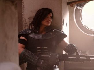 The Mandalorian Gina Carano