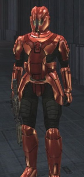 Sith Trooper KOTOR