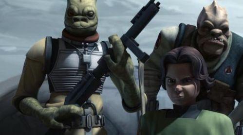 Bossk The Clone Wars