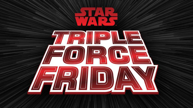 En inexistente Triple Force Friday pone de manifiesto que Star Wars no vende en España