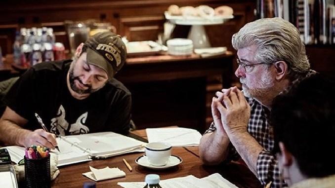 Dave Filoni The Mandalorian George Lucas