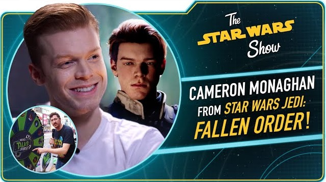 The Star Wars Show: Episodio 163 – Cameron Monaghan habla de Jedi: Fallen Order y revelado nuevo personaje de The Mandalorian